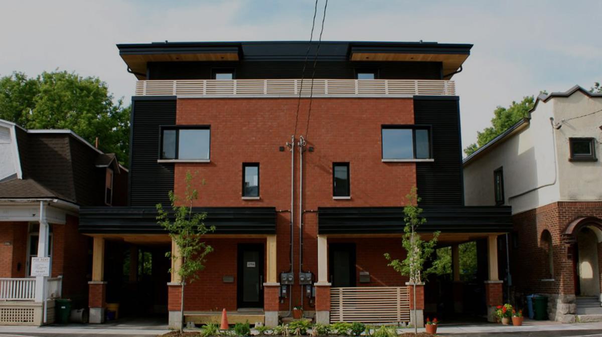 Homesol - Ottawa Passive House